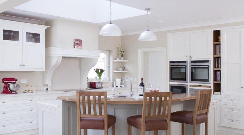 Rathfarnham Kitchen Low Energy House