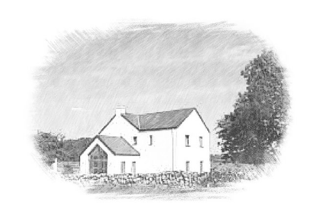Oranmore Galway, Passive House
